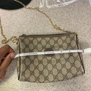 Authentic Gucci mini crossbody